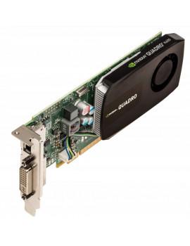 KARTA GRAFICZNA NVIDIA QUADRO K600 1GB DDR3 128bit