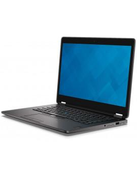 DELL E7470 i7-6600U 8GB 256GB SSD KAM BT FHD W10P