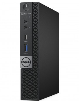 DELL OPTIPLEX 7050 MICRO i5-6600T 16GB 240SSD W10P