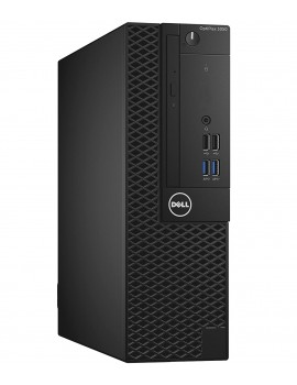 PC DELL 3050 SFF i3-6100 8GB NOWY SSD 1TB W10 PRO