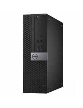 DELL 3040 SFF i3-6100 8GB NOWY SSD 240GB WIN10 PRO