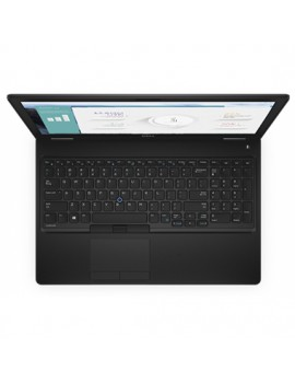 DELL LATITUDE 5580 i5-7440HQ KAM BT GT 940MX WIN10