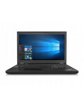 Lenovo P50 i7-6820HQ 8GB 256GB SSD M1000M BT 10PRO