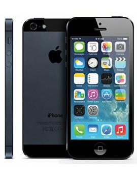 Smartfon Apple iPhone 5 1 GB/16 GB A1429 CZARNY