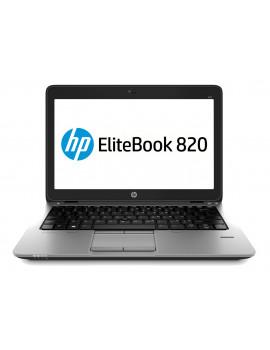 HP EliteBook 820 G2 i3-5010U 8GB 128GB BT KAM W10P