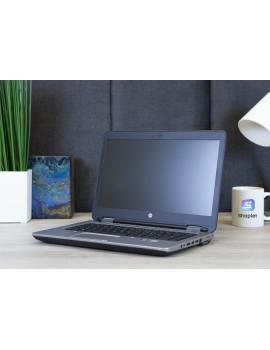 HP ProBook 640 G2 i3-6100U 8GB 256GB SSD DVD W10P