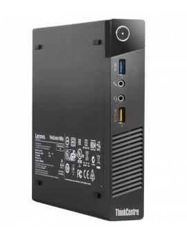 MINI PC LENOVO M73 TINY i3-4160T 4GB 120GB SSD 10P