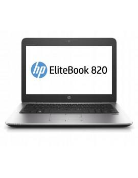 HP ELITEBOOK 820 G4 i5-7200U 8 256 SSD KAM BT W10P
