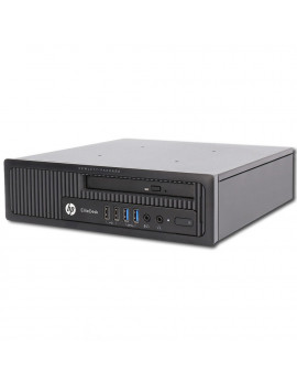 HP 800 G1 USDT i5-4570S 4GB 500GB DVDRW W10PRO