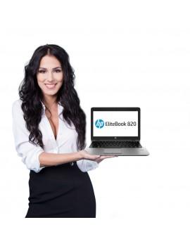 HP EliteBook 820 G2 i5-5200U 12GB 320 KAM BT W10P