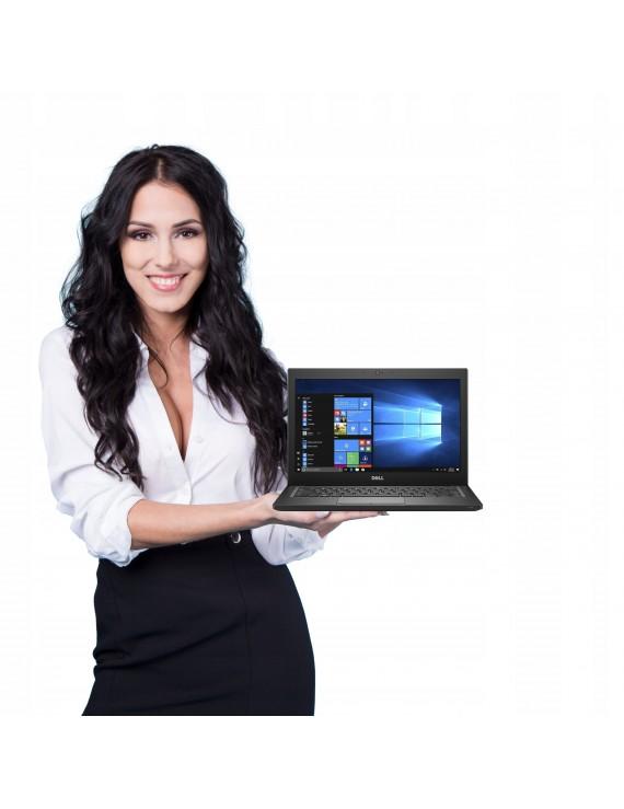 DELL 7280 i7-7600U 16GB 256GB SSD FHD BT W10P