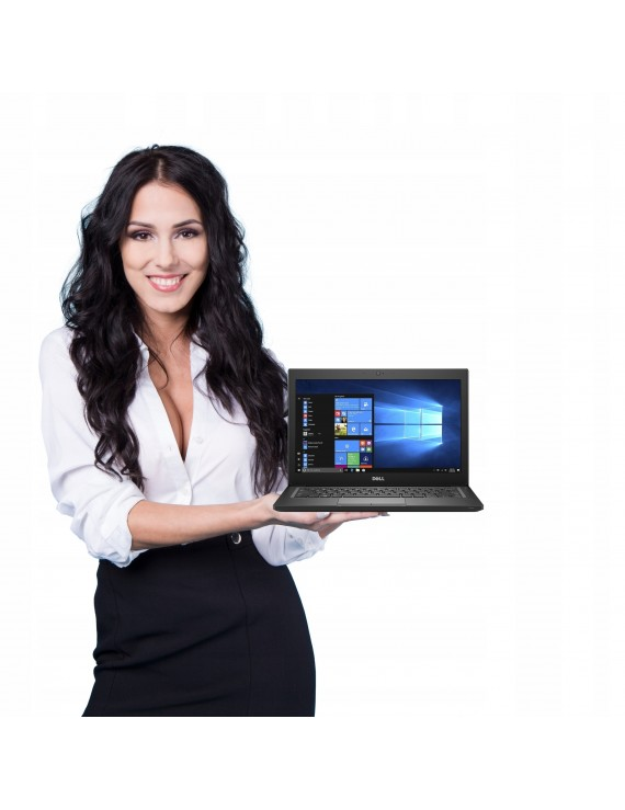 DELL 7280 i7-7600U 8GB 256GB SSD FHD BT LTE W10P