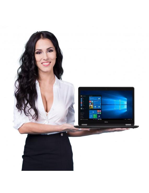 DELL E7470 I7-6600U 8GB 256GB SSD KAM FHD W10PRO