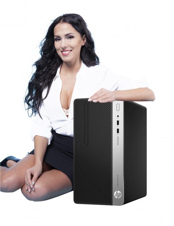 HP ProDesk 400 G4 TW i5-7500 8GB 1TB DVDRW W10P