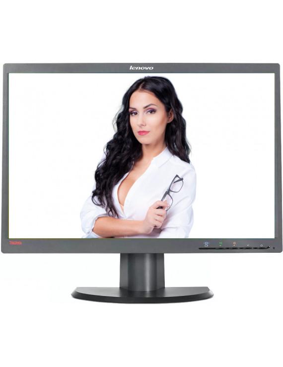 LCD 22″ LENOVO LT2252 LED VGA DVI DP AUDIO PIVOT