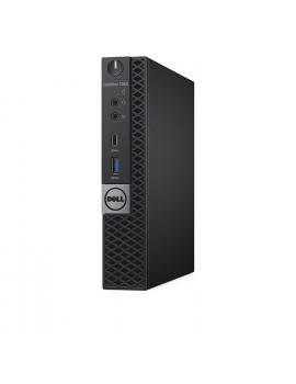 NOWY DELL OPTIPLEX 7050 MICRO I7-6700 16GB 120GB SSD W10HOME