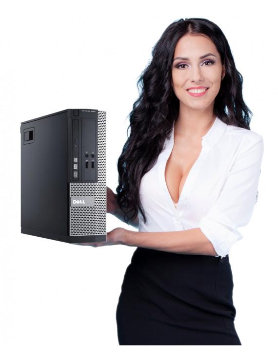 DELL OPTIPLEX 3020 SFF i5-4570 4GB 500GB DVD
