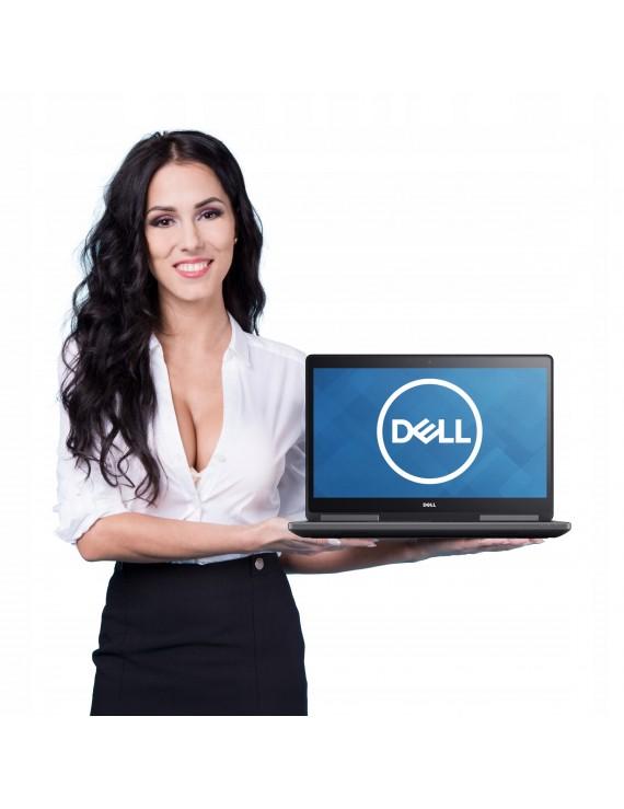 DELL 7710 i7-6820HQ 32GB 512GB SSD M4000M FHD W10P