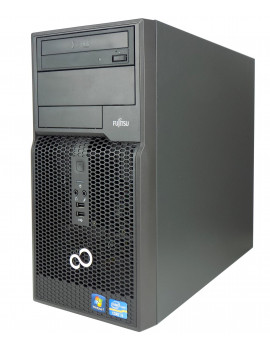FUJITSU P400 TOWER PENTIUM G2020 4GB 500GB DVD 10P