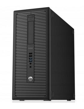 HP PRODESK 600 G1 TOWER i5-4570 8GB 500GB DVD W10H