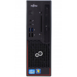 FUJITSU C720 SFF i5-4590 8GB 500 RW 8PRO SHOPLET!