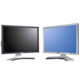 LCD 22 DELL ULTRASHARP 2208WFP DVI-D VGA USB PIVOT