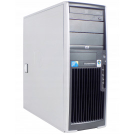 HP XW4600 TOWER C2D E8400 4GB 250GB DVDRW NVS 290