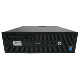 HP ELITEDESK 800 G1 i5-4570 8GB 500GB WINDOWS W10P