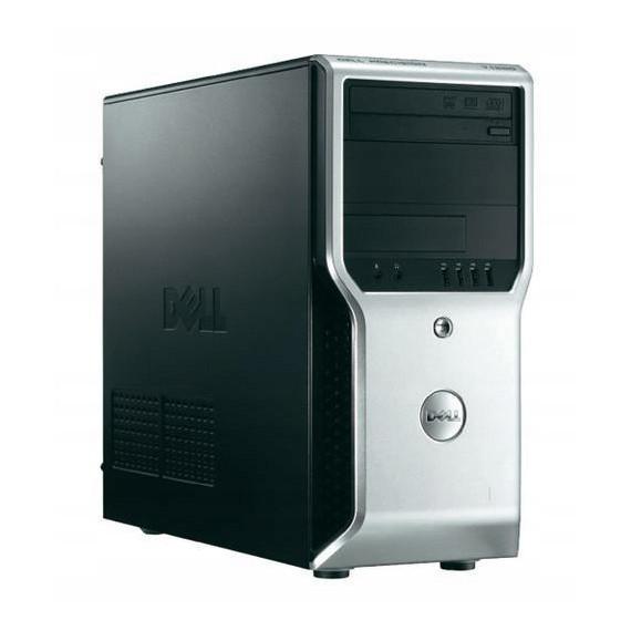 DELL T1600 TOWER XEON E3-1245 8GB 250GB DVDRW W10P