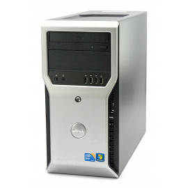 DELL T1600 TOWER XEON E3-1245 8GB 250GB DVDRW W10P
