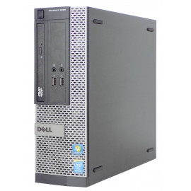 DELL OPTIPLEX 3020 SFF DO ROZBUDOWY 4GEN DVDRW W7P