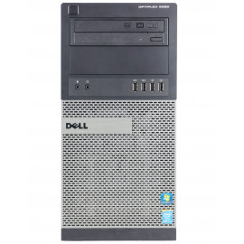 DELL OPTIPLEX 9020 TOWER i5-4570 8GB 2000GB RW W10