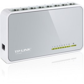 NOWY SWITCH TP-LINK TL-SF1008D 8 PORTÓW 10/100Mbps