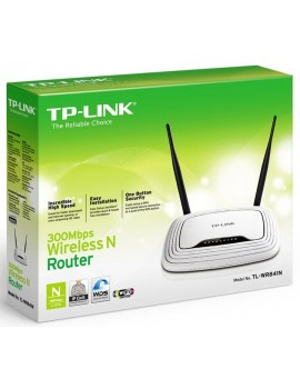 NOWY ROUTER WIFI TP-LINK TL-WR841N 300Mbps N FV GW