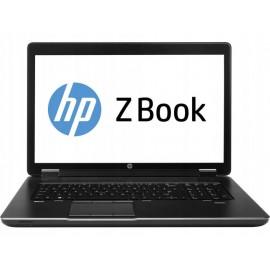 HP ZBOOK 17 i7-4800MQ 16GB 128 SSD K610M 3G W10PRO