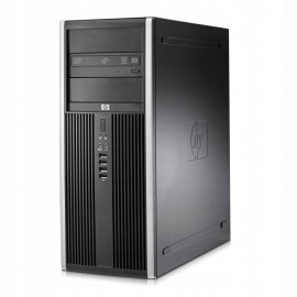 HP ELITE 8000 MT E7500 4GB 250GB DVDRW W10PRO