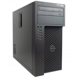 DELL T1700 E3-1220 V3 16GB 260SSD RW K620 W10 PRO