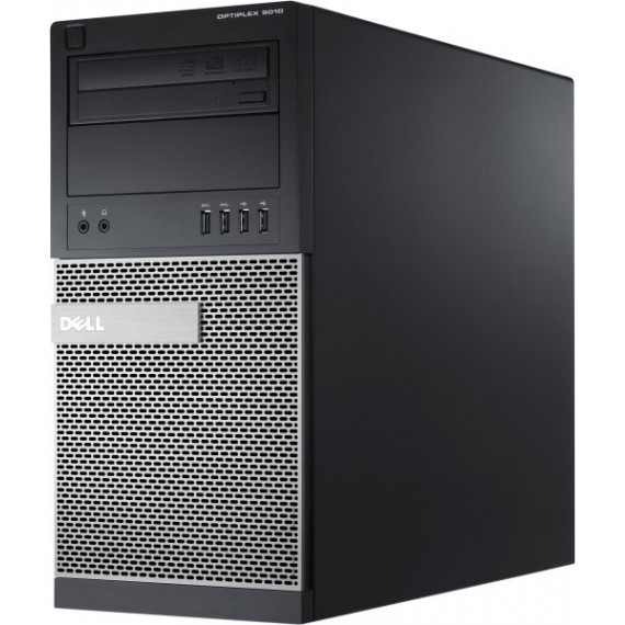 DELL 9010 TOWER i5-3570 4GB 250GB DVDRW WIN10 PRO