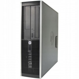 HP 8300 ELITE SFF i5-3570 8GB 120GB SSD WIN10 PRO