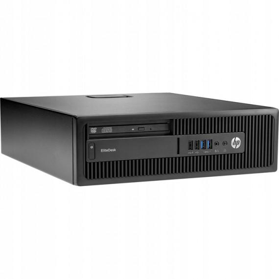 PC HP 800 G1 SFF i7-4770 8GB SSD 240GB DVD W10 PRO