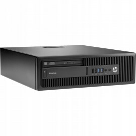 PC HP 800 G1 SFF i7-4770 8GB SSD 240GB DVD W10 PRO
