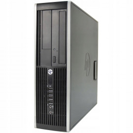 HP 8300 ELITE SFF i5-3470 4GB 250GB DVD WIN10PRO