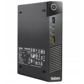 LENOVO M93P TINY USFF i5-4570T 4GB 500GB WIN10 PRO