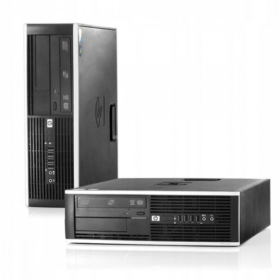 HP 8200 ELITE SFF i5-2400 4GB 250GB DVD WIN10 PRO