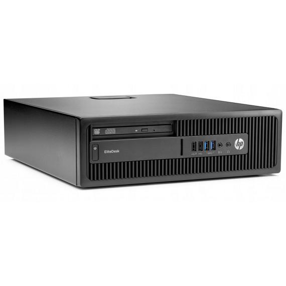 HP PRODESK 600 G2 SFF i5-6600 8GB 250GB RW W10 PRO