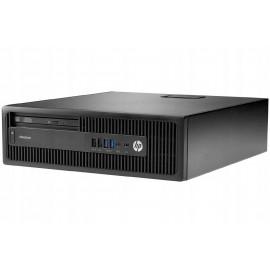 HP 800 G2 SFF DT i3-6100 4GB 240GB SSD RW W10PRO