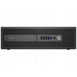 HP PRODESK 600 G2 SFF i3-6100 4GB 250GB RW W10 PRO