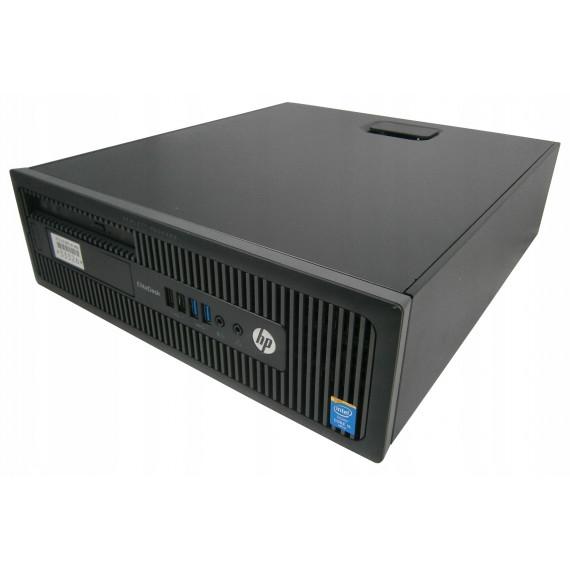 HP ELITEDESK 800 G1 SFF DT G3220 4GB 250GB W10P