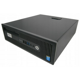 HP ELITEDESK 800 G1 SFF DT G3220 4GB 250GB W10P
