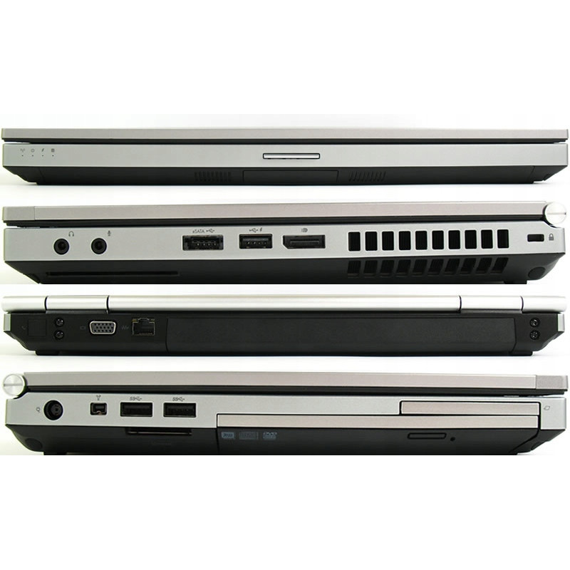 HP ELITEBOOK 8470P i5-3360M 8GB 320GB KAM 3G W10P - Shoplet pl